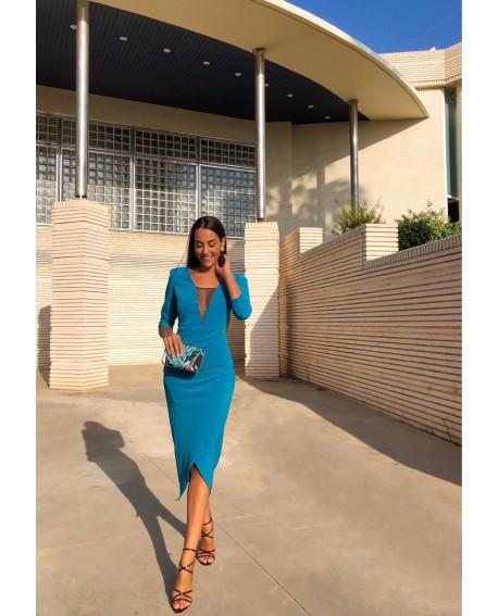 Vestido BIANCA ( Diseño Joana Delgado Shop)